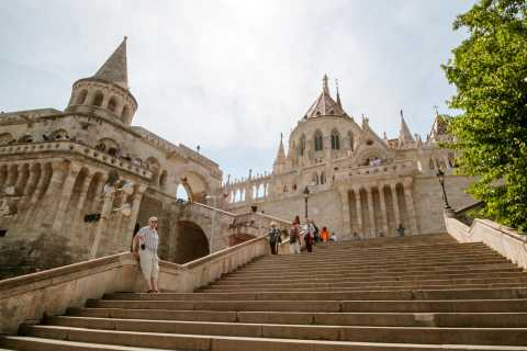 Budapest City Sightseeing Tour