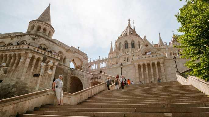 Recorrido turístico por Budapest