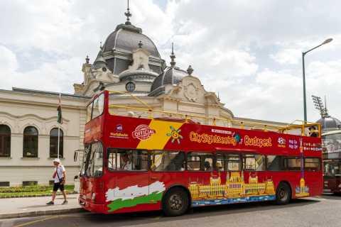 Circuito Hop-On Hop-Off de Budapeste