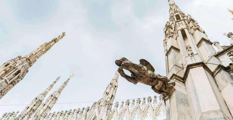 Milano: tour prioritario del Duomo e opzione visita terrazze