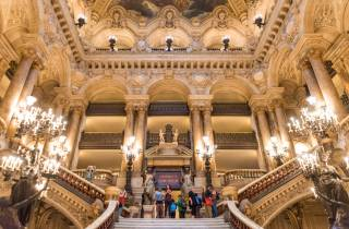 Paris: Opéra Garnier mit sachkundigem Guide