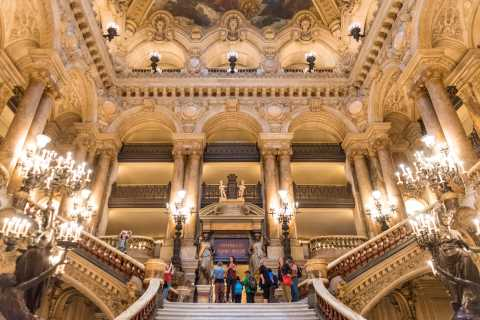 Paris: Opera Garnier Tour with Expert Guide