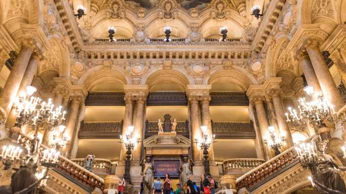 Paris: Opera Garnier Tour with Expert Guide
