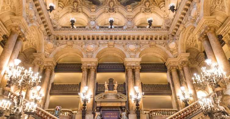 Parijs: Opéra Garnier tour met deskundige gids