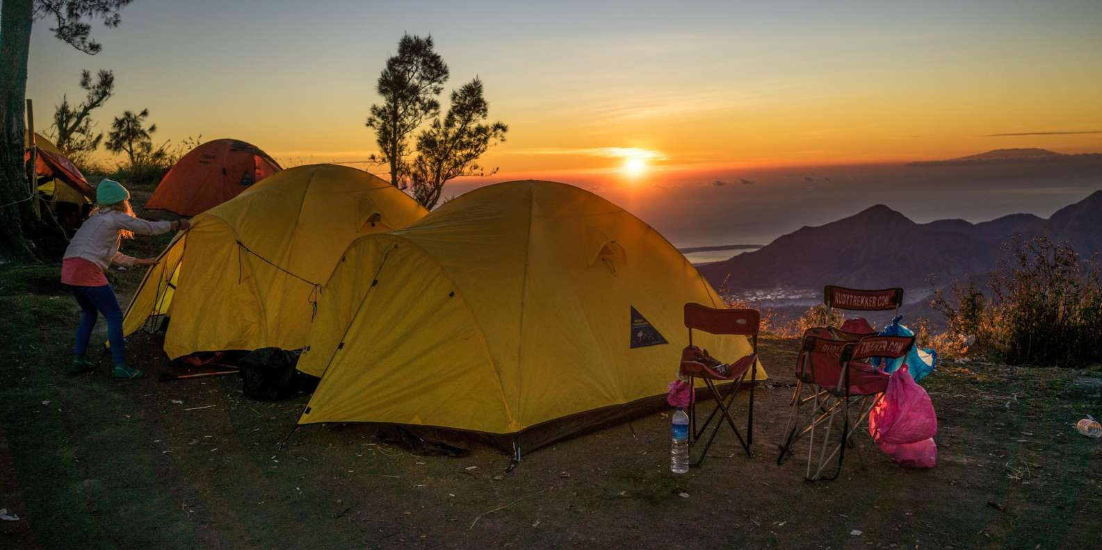 Bali 2 Day Sunset And Sunrise Camping At Mt Batur Getyourguide