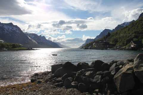 From Tromsø: Fjords Small Group All-Inclusive Bus Tour