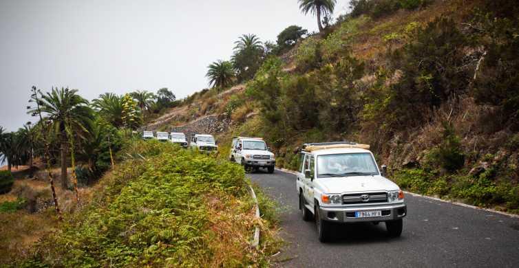 Gomera: Ganztägiger Safari-Ausflug mit dem Jeep ab Arona