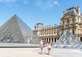Qué hacer en París - Museo del Louvre: tour guiado con entradas opcionales