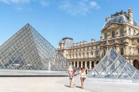 Louvre : visite guidée avec billet optionnel