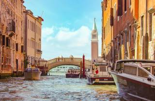 Rom: Venedig mit dem Zug und Romanzug