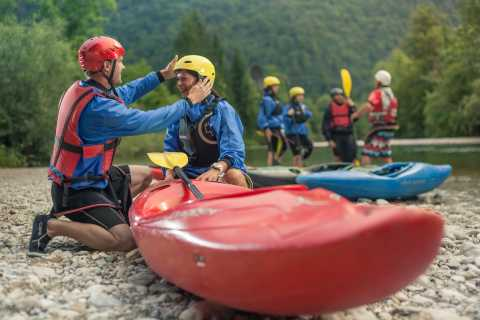 From Bled: Sava River Kayaking Adventure