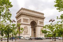Paris: Entrada Sem Fila Terraço do Arco do Triunfo