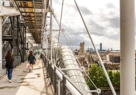 Aktivitäten Paris - Centre Pompidou: Eintrittskarte ohne Anstehen