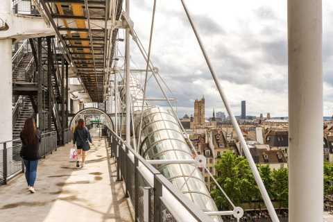 Centre Pompidou: Eintrittskarte ohne Anstehen