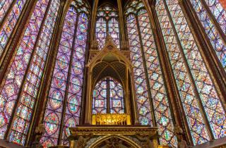 Ohne Anstehen: Kombiticket Sainte-Chapelle & Conciergerie