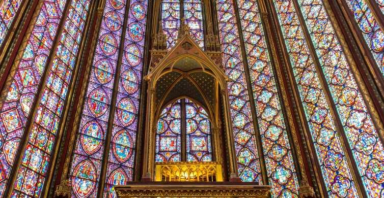Sem Fila: Ingresso Combinado Sainte-Chapelle e Conciergerie