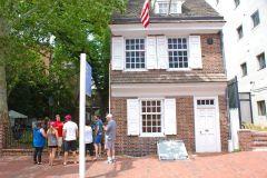 Filadélfia: excursão histórica a pais fundadores