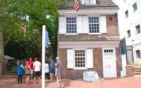 Philadelphia: Founding Fathers Historical Walking Tour