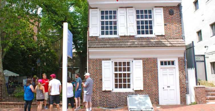 Philadelphia: Founding Fathers Historical Walking Tour