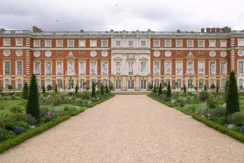 Private Tour from London: Windsor Castle & Hampton Court