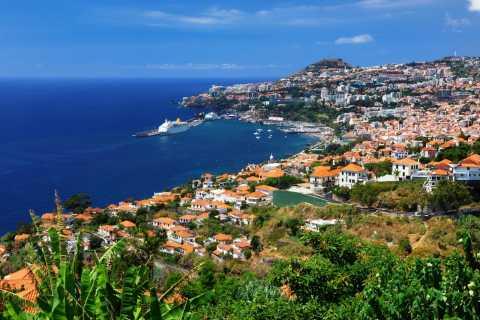 Funchal: 3-in-1 hop on, hop off-busticket voor 2 of 5 dagen