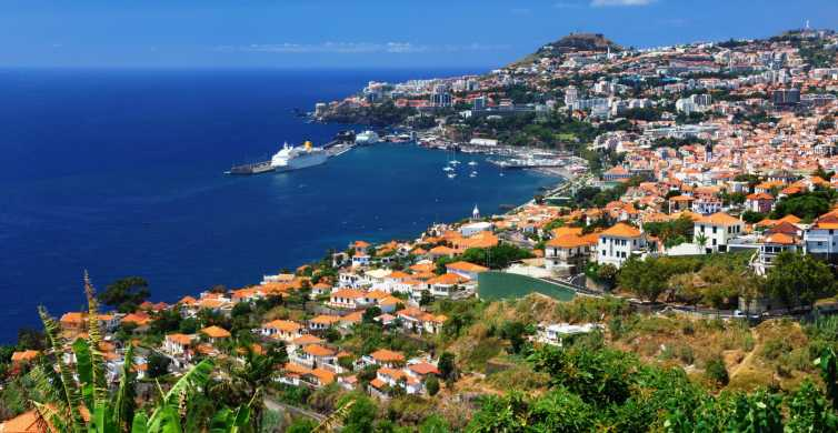 Funchal 3 in 1: 48-Hour Hop-On Hop-Off Bus Tour