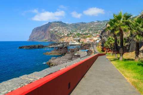 Funchal: 24-uurse hop on, hop off-busticket