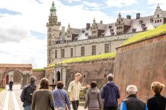 De Copenhague: Excursão a Roskilde, Frederiksborg e Kronborg