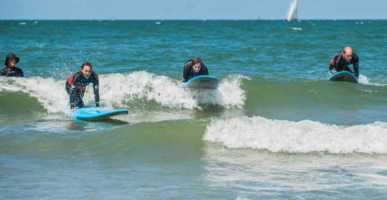 The Hague: Beginner's Surf Lesson