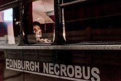 Show de Terror: Tour no Ônibus Fantasma de Edimburgo