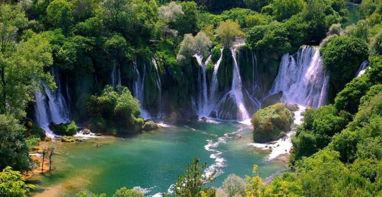Mostar e cascate di Kravice: tour da Dubrovnik