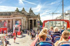 Edimburgo: Atrações Reais com Circuito Ônibus Hop-On Hop-Off