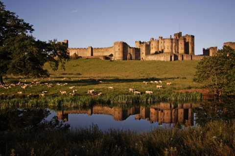 From Edinburgh: Holy Island, Alnwick Castle & Northumbria