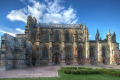 Rosslyn Chapel, Scottish Borders & Glenkinchie Distillery
