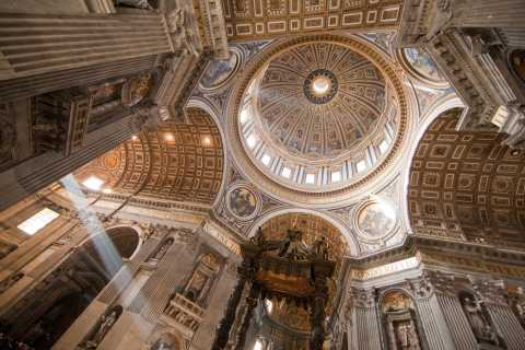 Necropolis and St. Peter's Basilica Guided Tour