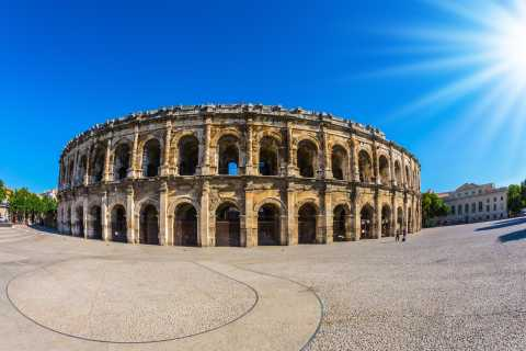 Nimes: Historical Walking Tour