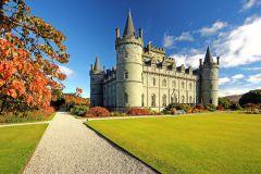 Edimburgo: Excursão Lagos e Castelos Terras Altas do Oeste