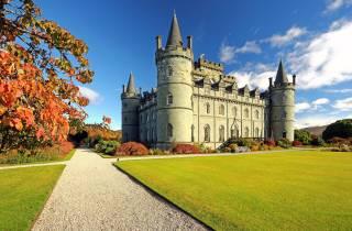 Ab Edinburgh: West Highland Lochs, Berge & Schlösser Tour