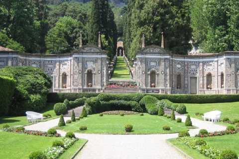 Half Day Tour of Tivoli Garden Villa D'Este & Villa Adriana
