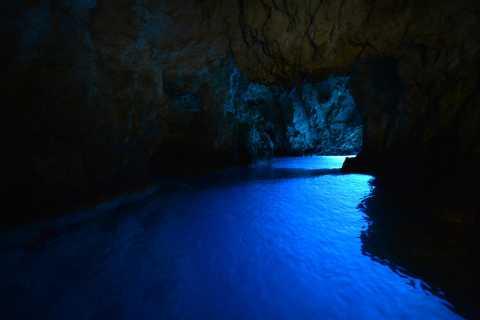 Blue Cave en Hvar per speedboot vanuit Split en Trogir