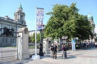 Belfast: Rundgang auf den Spuren des Nordirland-Konflikts