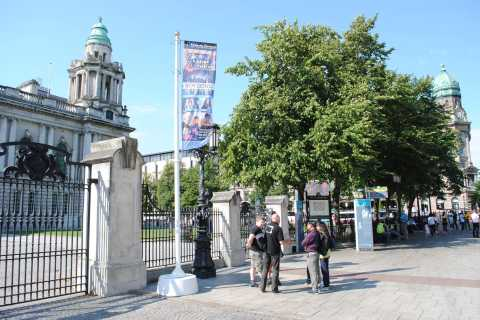 Belfast: History of The Troubles Walking Tour