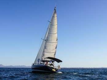Ab Port d'Alcúdia: Segel-Tagestour zum Parc Natural Llevant