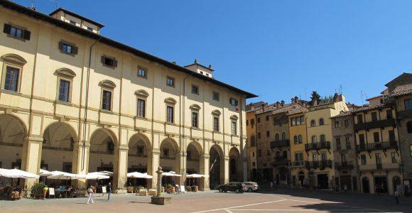 Arezzo 2.5-Hour Private Guided Walking Tour