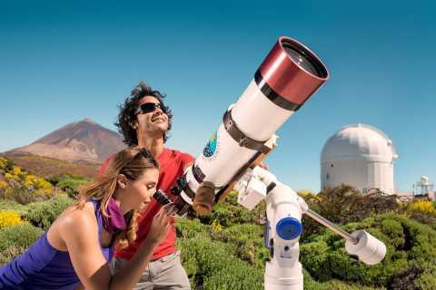 Tenerife: Mount Teide Observatory Astronomical Tour