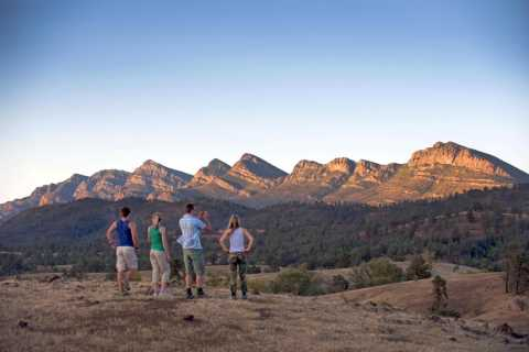 Flinders Ranges 3-Day Small Group Eco Safari from Adelaide