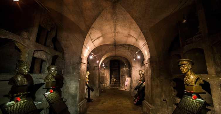 Prague: World War 2 and Operation Anthropoid Walking Tour
