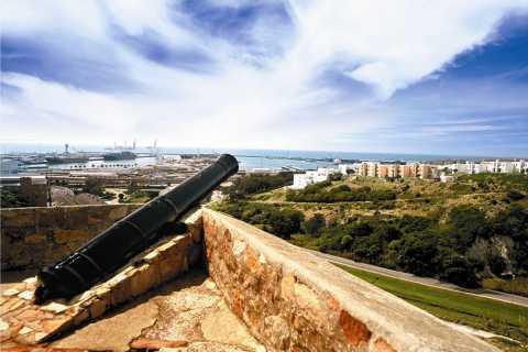 Recorrido a pie por la ciudad de Port Elizabeth