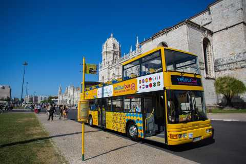 Belém: Hop-On/Hop-Off Bus-Tour