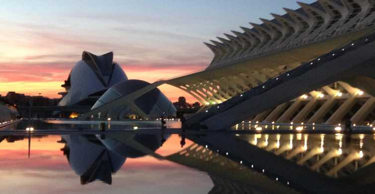 City of Arts and Sciences & Oceanografic 2-Hour Guided Tour